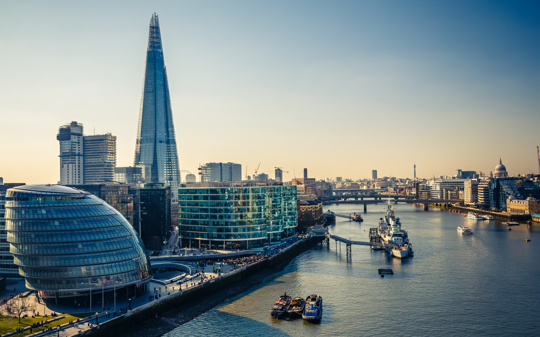 London named as best city in Europe for digital start-ups