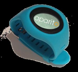 aparito's wearable technology