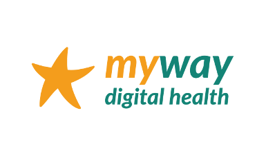 My way digital health logo