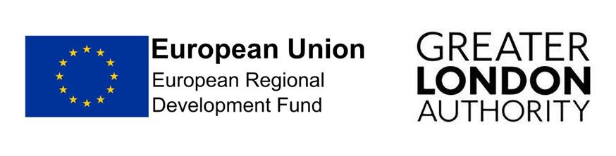 EU - European Regional Development Fund, Greater London Authority