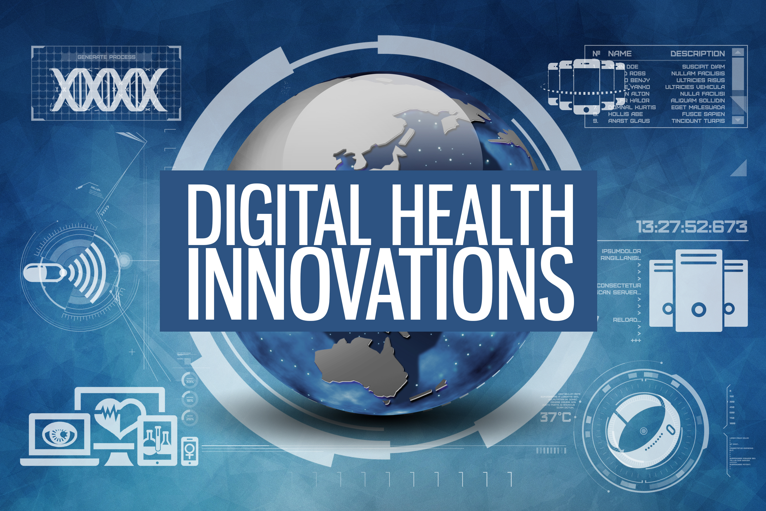 Six digital health innovations to watch in may for Innovation consultancy london
