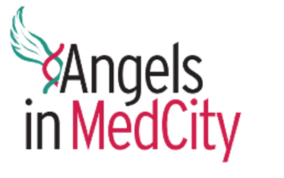Angels in MedCity Logo