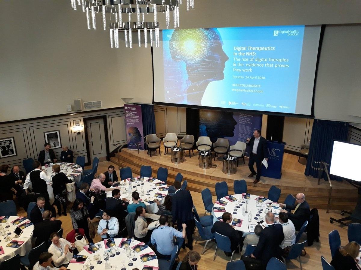 Digital Therapeutics in the NHS: Report from the Digital Health.London Summit: 24 April 2018 - DigitalHealth.London