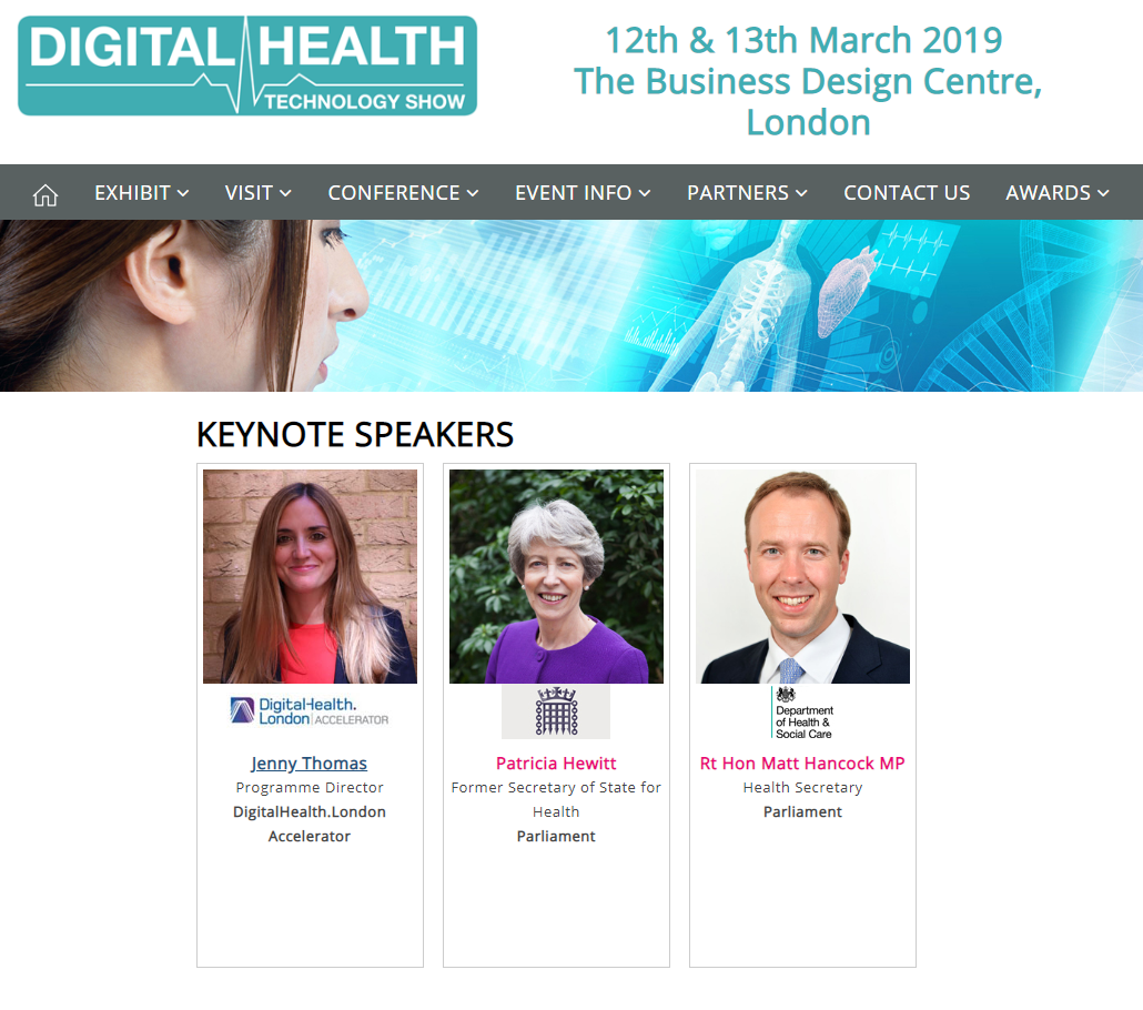 Digital Health Technology Show: How to accelerate success