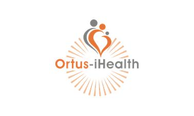 Ortus i-Health logo