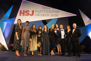 DigitalHealth.London HSJ awards