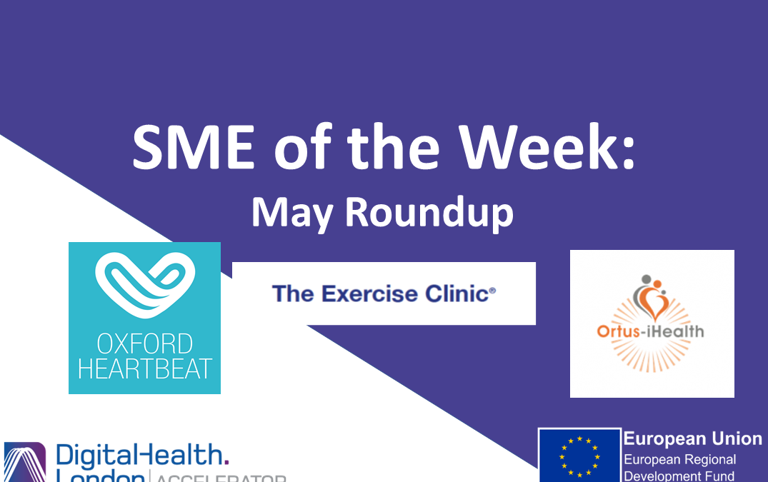 SME of the Week: May Roundup