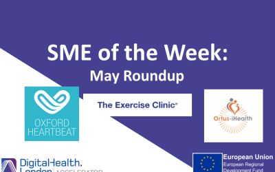 DigitalHealth.London SME of the Week