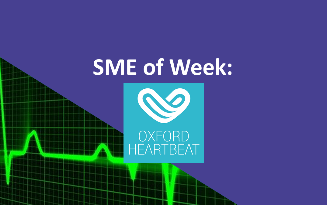 SME of the Week: Oxford Heartbeat – Tips on acquiring CE marking