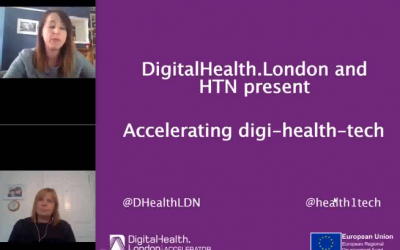 HTN webinar - DigitalHealth.London
