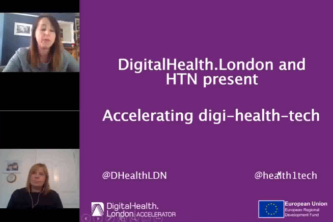 Webinar: Accelerating digi-health-tech