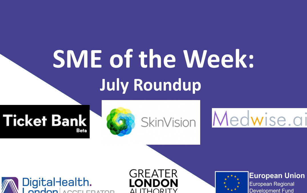 SME of the Week: July Roundup