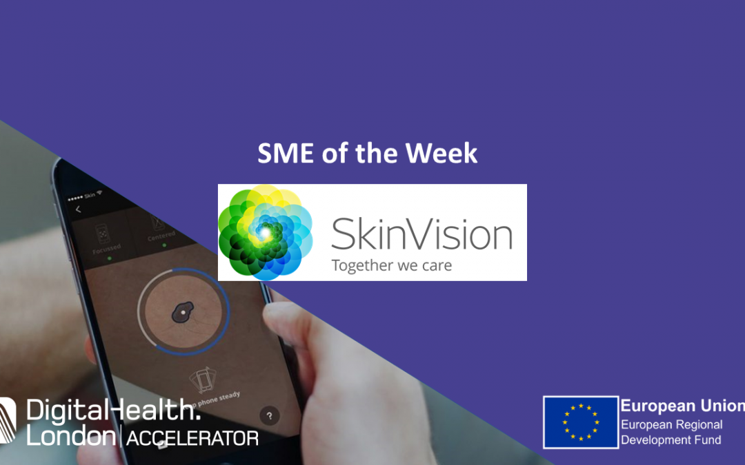 SME of the Week: SkinVision