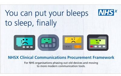 NHSX Clinical Communication Procurement Framework