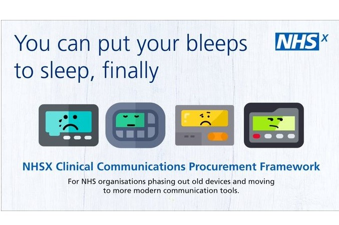 NHSX releases new Clinical Communications Procurement Framework