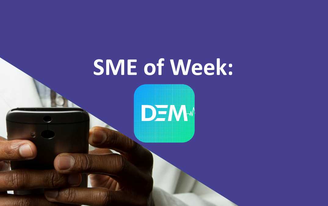 SME of the Week: Dem Dx wins grant to improve ophthalmology services in Rwanda