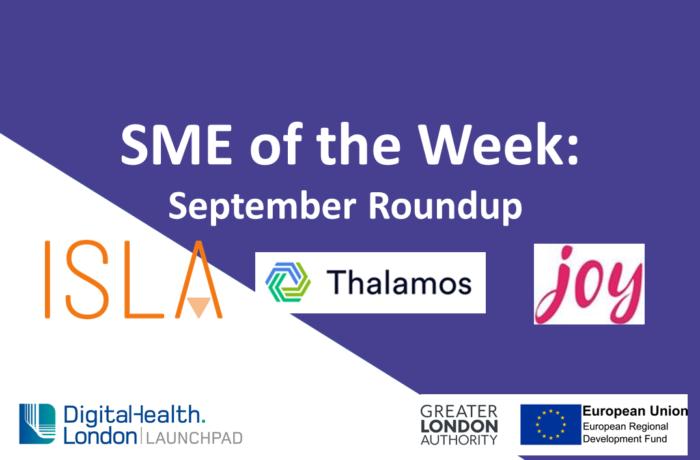September SME of the Week