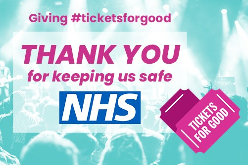 Launchpad company Tickets for Good to provide 50,000 event tickets to NHS staff