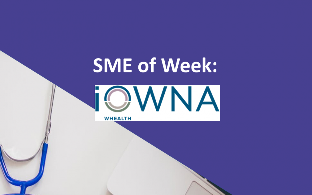 SME of the Week: iOWNA