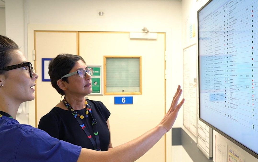 Postnatal care innovation continues through the pandemic at Chelsea and Westminster Hospital with Accelerator SME and Alumni partnership
