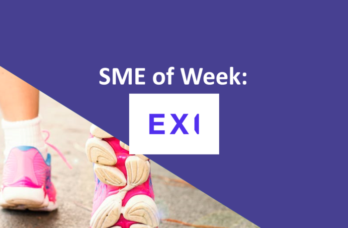 SME of the Week EXi