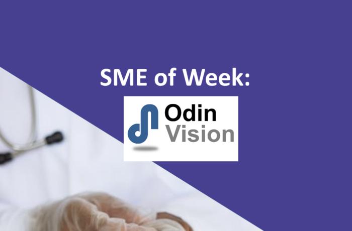 SME of the Week Odin Vision