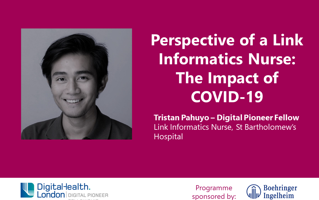 Perspective of a Link Informatics Nurse: The Impact of COVID-19