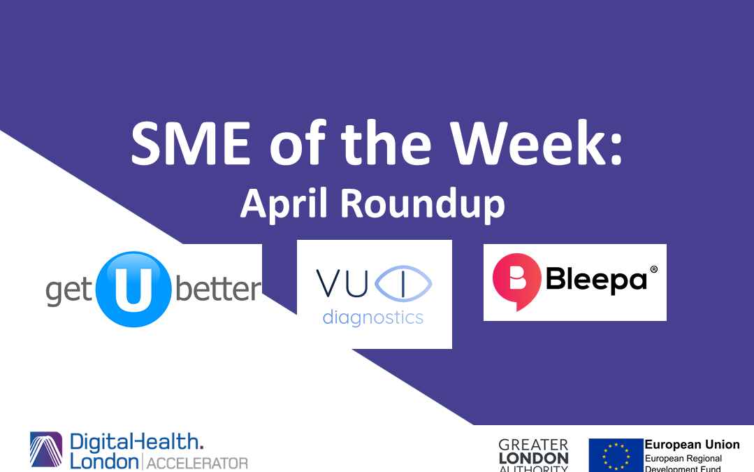 SME of the Week: April Roundup