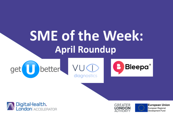 SME of the Week April