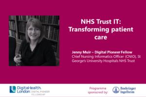 Jenny Muir Digital Pioneer Fellow