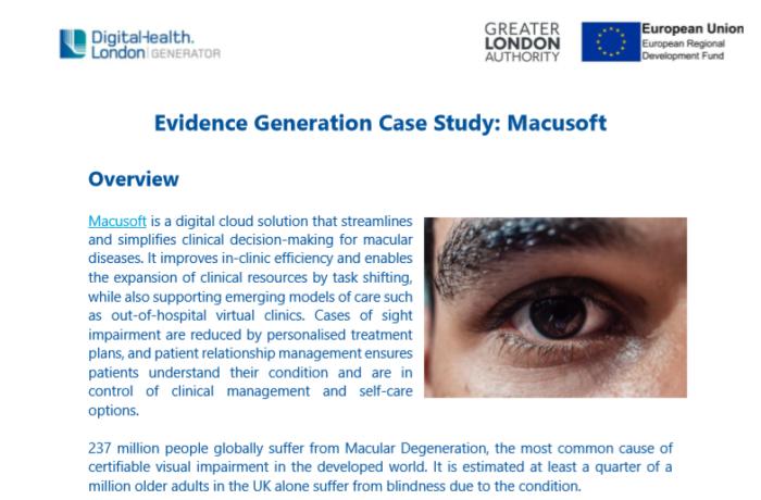 Macusoft case study
