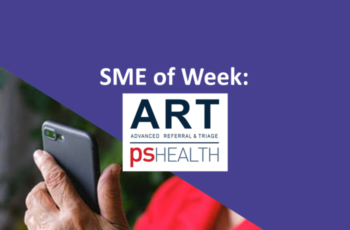 SME of the Week psHEALTH