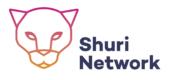 Shuri Network logo