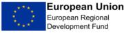 European Union - European Regional Development Fund logo