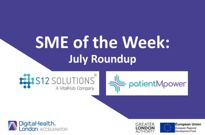 SME of the Week July roundup