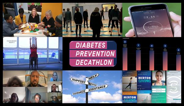 Sweatcoin diabetes case study