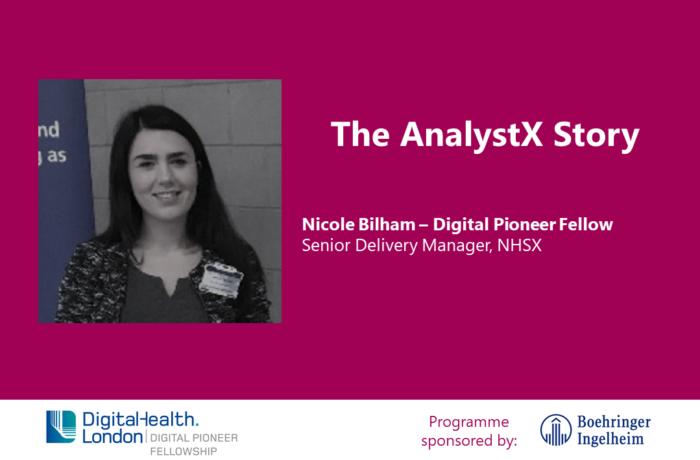 Nicole Bilham, Digital Pioneer Fellow