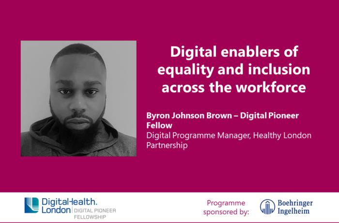 Byron Johnson Brown Digital Pioneer Fellowship
